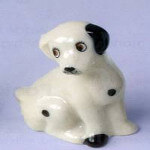 Wade Ceramics Waggs the Dog